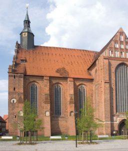 Wunderblutkirche in Bad Wilsnack